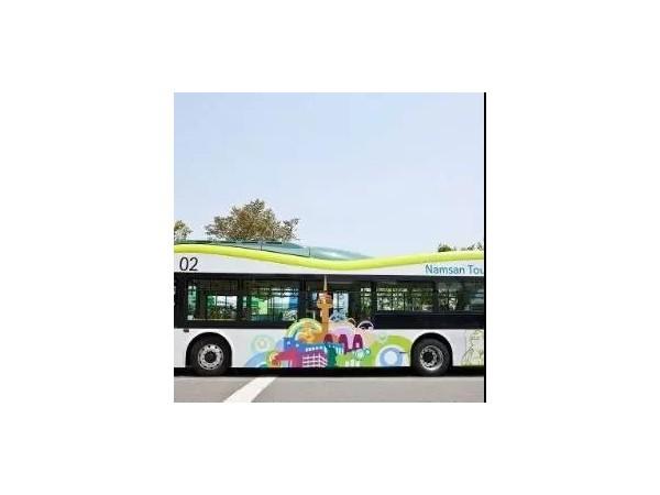 """2019年,公交车户外广告依然占据""""C""""位!"""