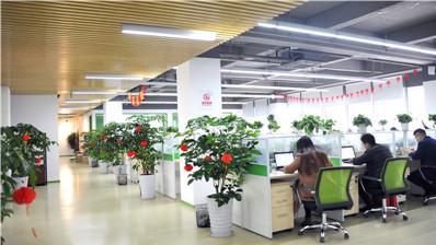 新天杰大办公区