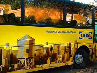 案例赏析:等车太无聊?快来看这些极具创意的公交车广告解闷吧